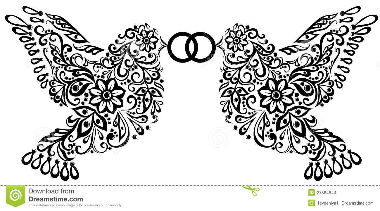Clipart boda 1 » Clipart Portal.