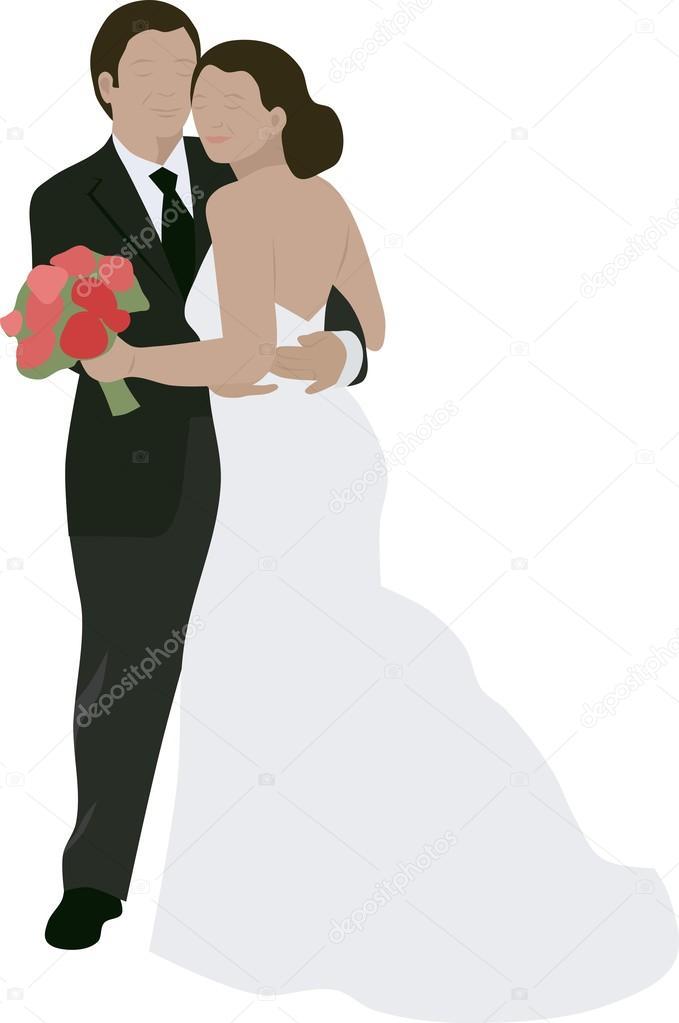 Clipart boda.