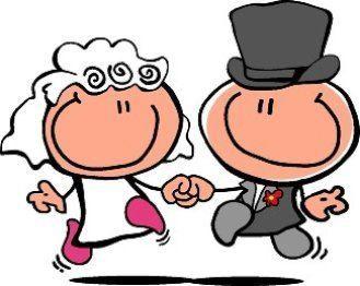 Clipart boda » Clipart Portal.