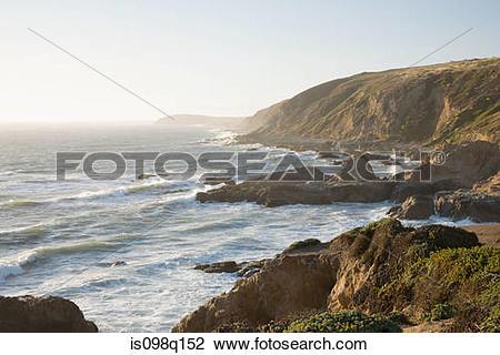 Stock Photo of Bodega bay is098q152.
