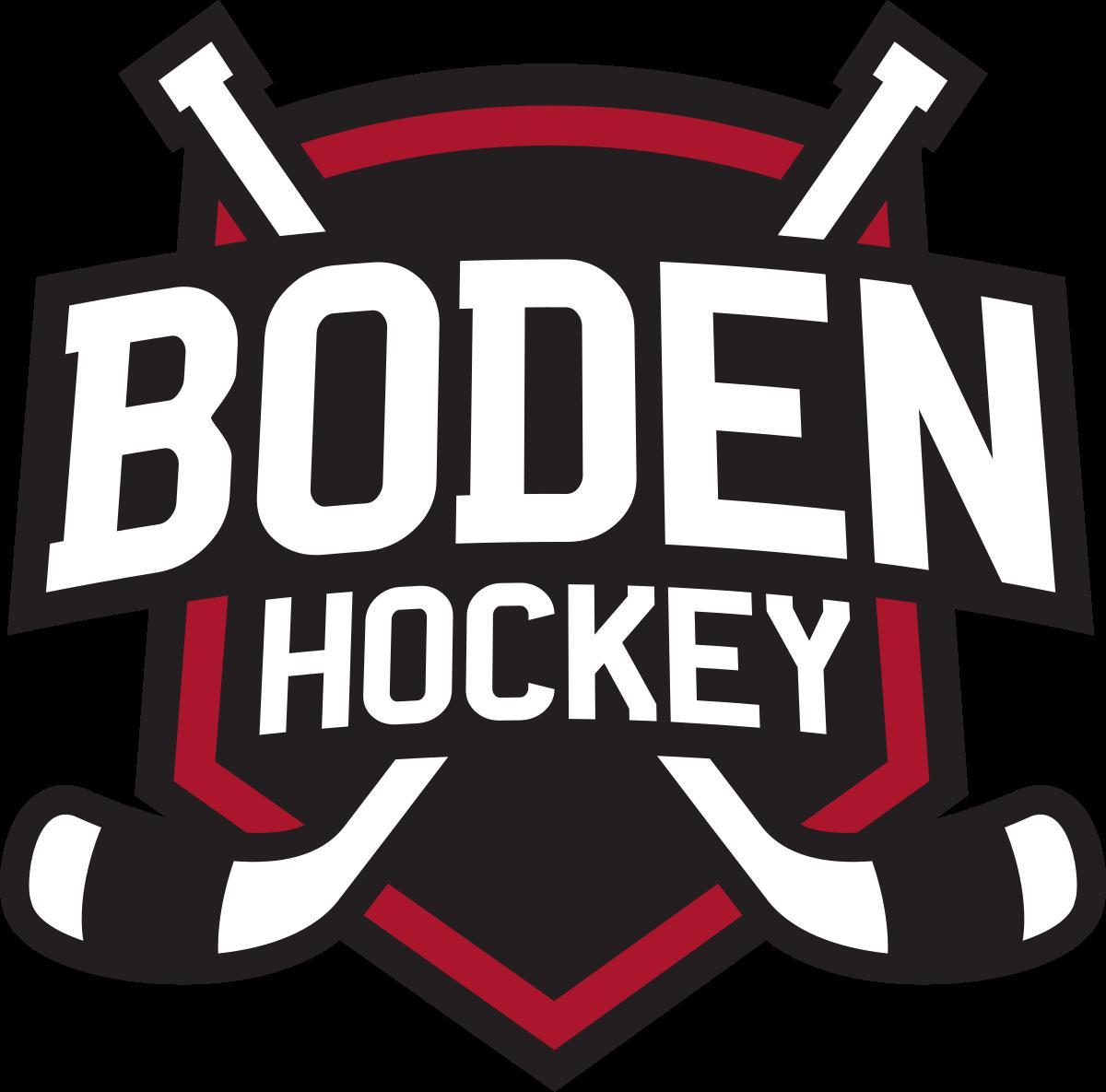 Boden Hockey.