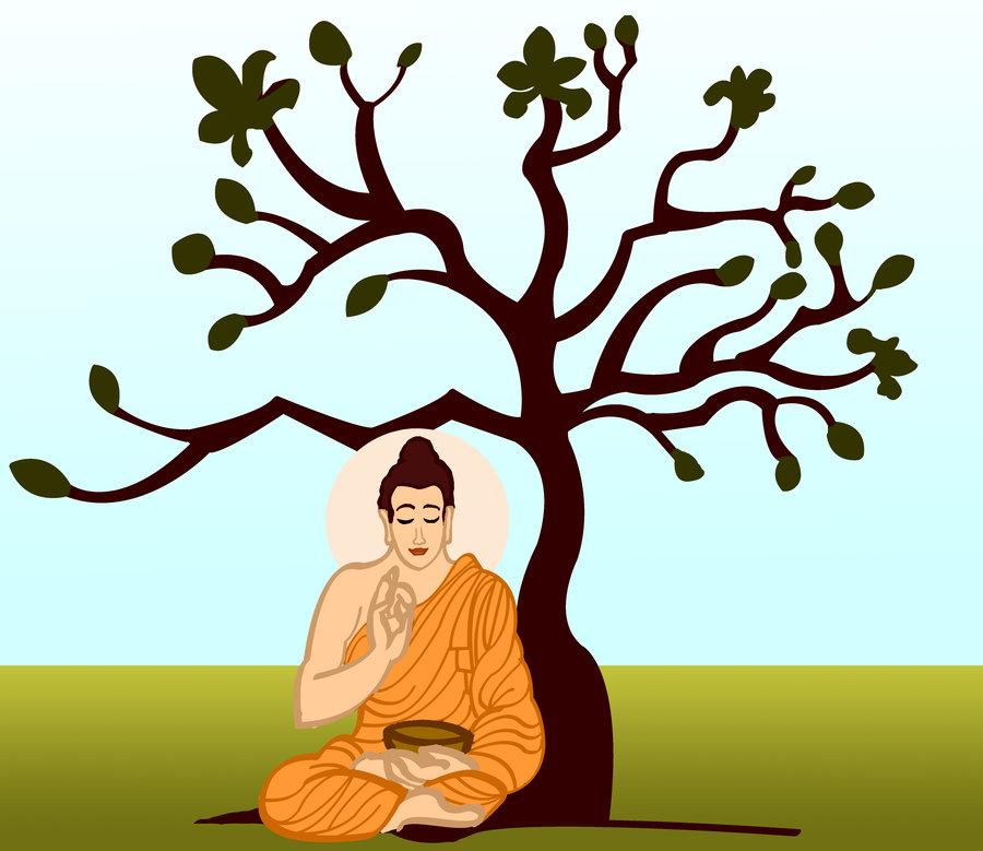 Tree of Life: Bodhi Tree by tareeree on Clipart library.
