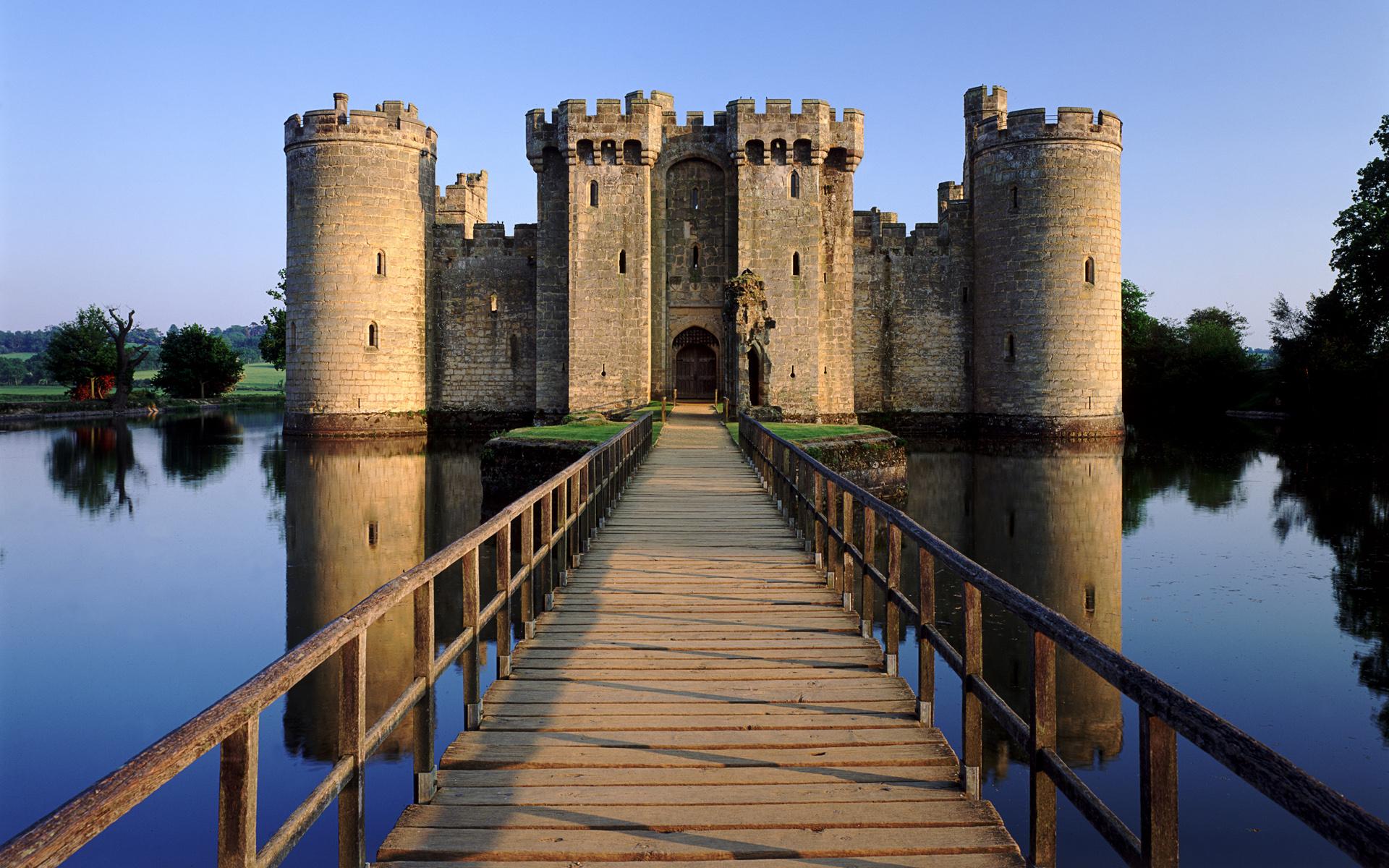 Medieval Castles.