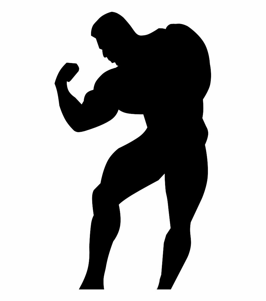 Bodybuilding Clipart Bodybuilding Poses.
