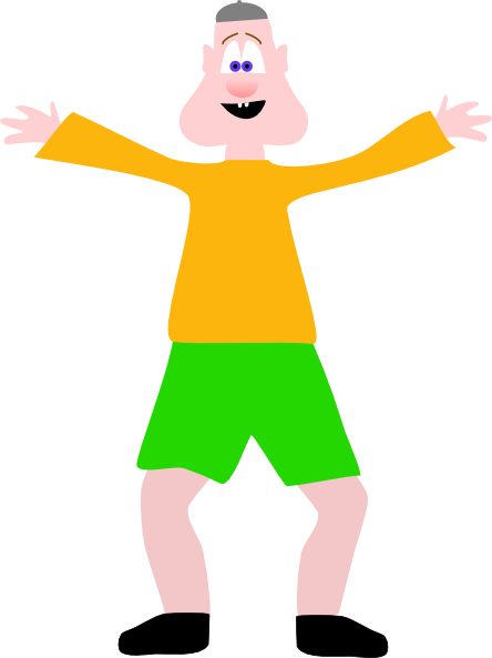 Free clipart body.