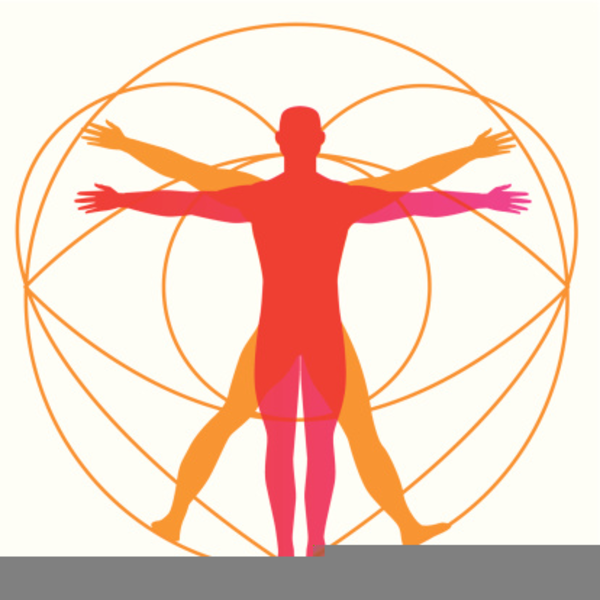 Healthy Body Image Clipart.