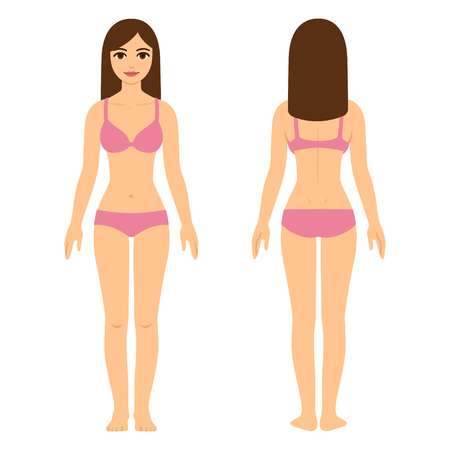 157,694 Female Body Cliparts, Stock Vector And Royalty Free Female.