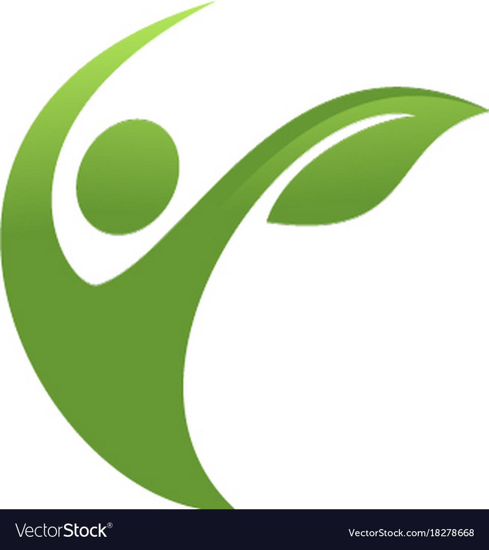 Body healthy logo.