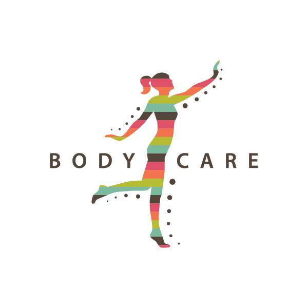 Body Care Logo Design.