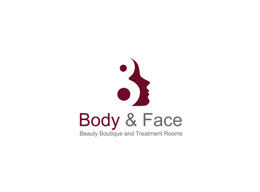 Entry #76 by JennyJazzy for Design a Logo for Body & Face.
