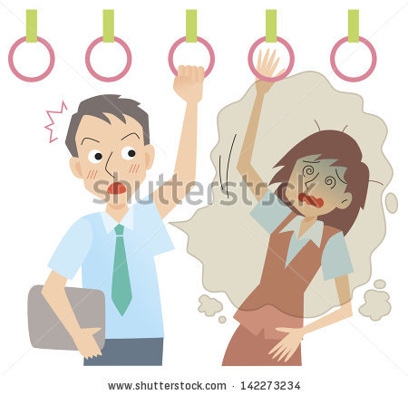 Body odor clipart 8 » Clipart Station.