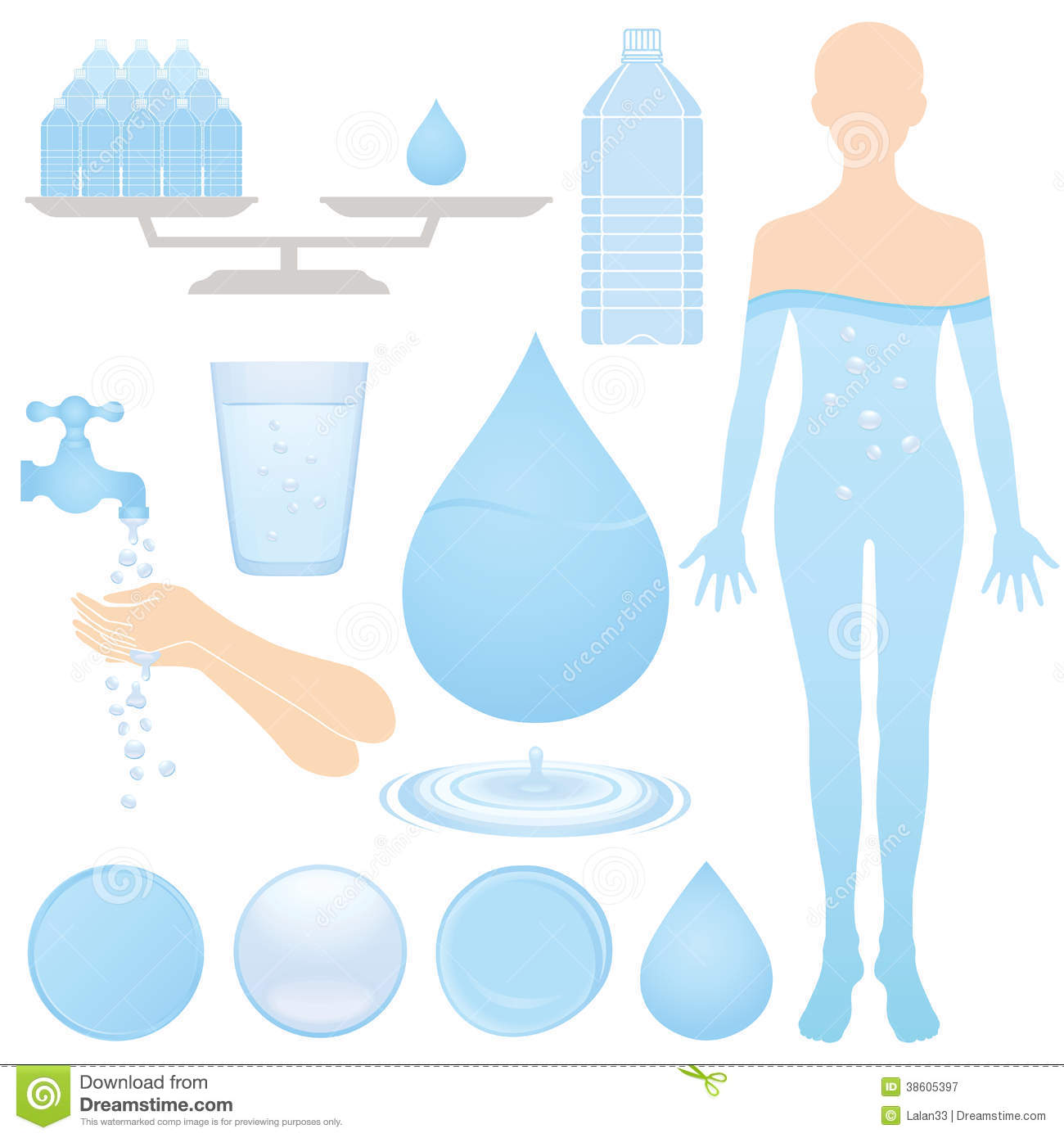 Body Of Water Clipart.