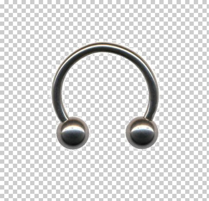 Earring Body Jewellery Barbell Body piercing, ring jewelry.
