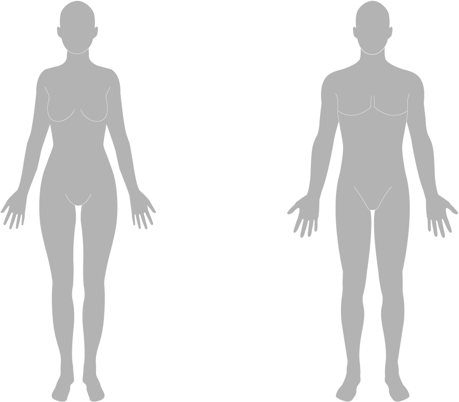 HD Human Figure Png Transparent Background.