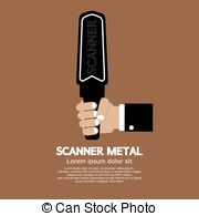 Airport body scanner Clip Art Vector and Illustration. 26 Airport.