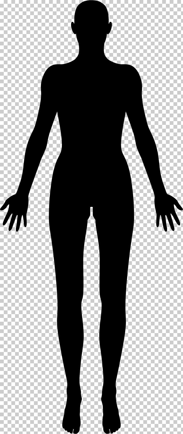 Female body shape Human body Silhouette , female, man.