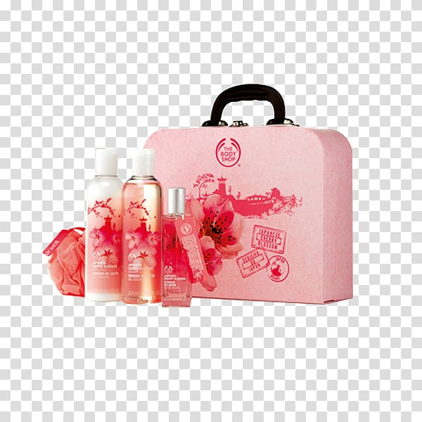 Lotion The Body Shop Gift Perfume Skin care, Rose essential oil Skin.