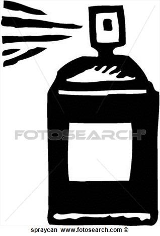 Body Spray Clipart.