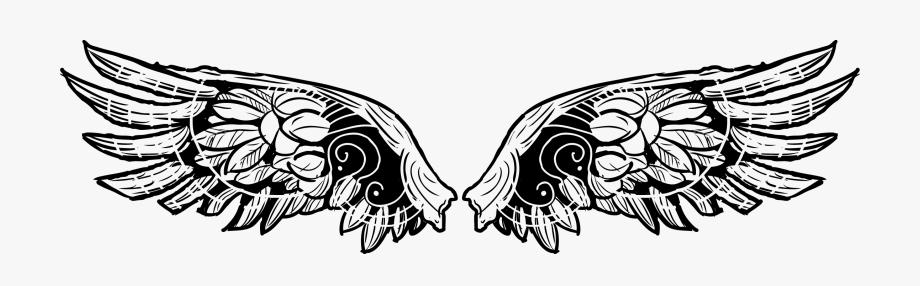 Body Tattoo Art Angel Demon Piercing Totem Clipart.
