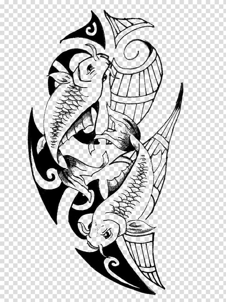 Polynesia Tattoo Māori people Body suit Pisces, Maori Tattoo.
