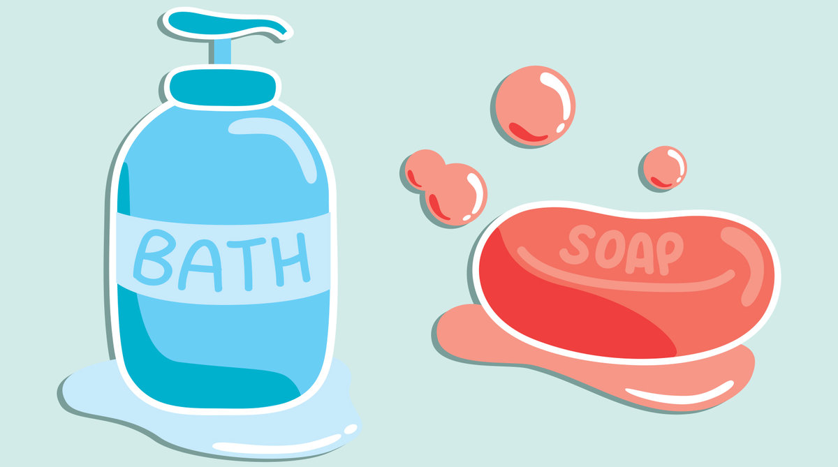 Body Wash, Shower Gel, or Bar Soap? How to Know Which Is.