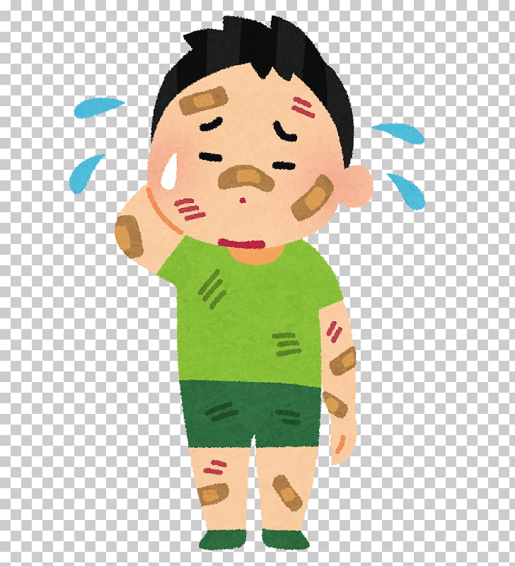 Dressing Burn Injury Wound, white gauze PNG clipart.