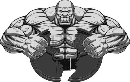 3,122 Body Builder Cliparts, Stock Vector And Royalty Free Body.