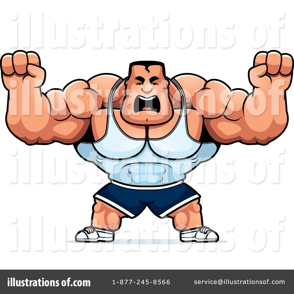 Bodybuilder Clipart #1434964.