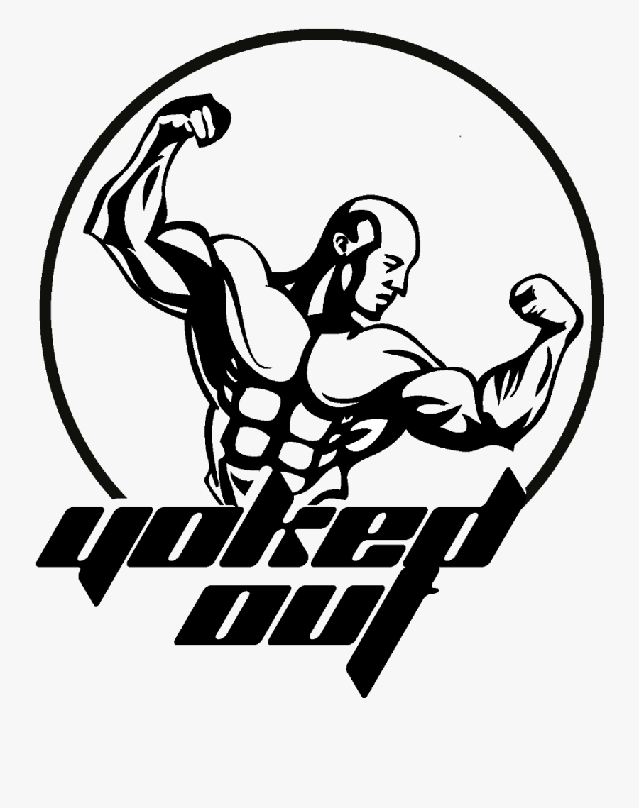 Transparent Bodybuilding Png.