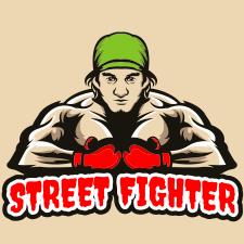 Free Bodybuilder Logo Maker.