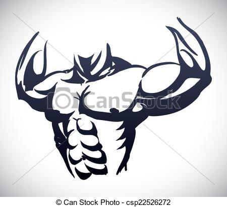 bodybuilding design.