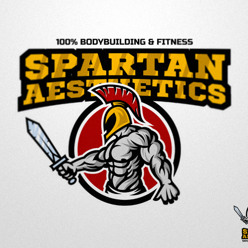 New Logo for bodybuilding coaching company