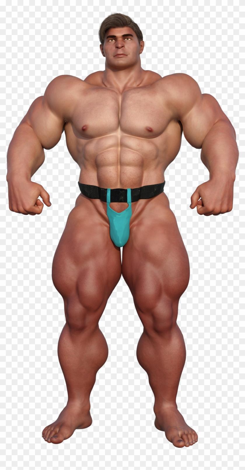 Brute Bodybuilder.