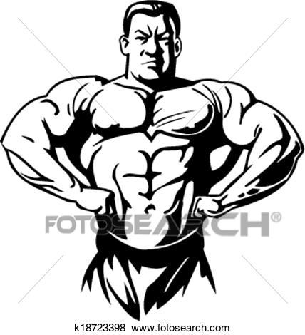 Bodybuilding Clipart & Look At Clip Art Images.