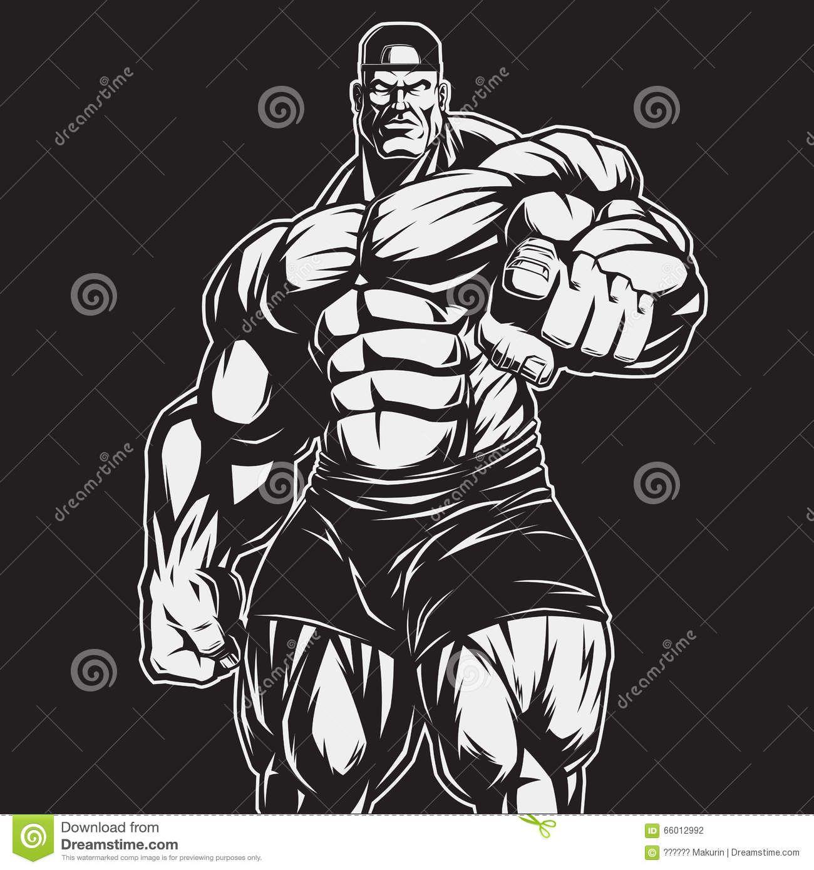 Download 20,645 Bodybuilding Stock Illustrations, Vectors.