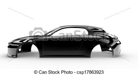 Car bodywork Stock Illustration Images. 182 Car bodywork.