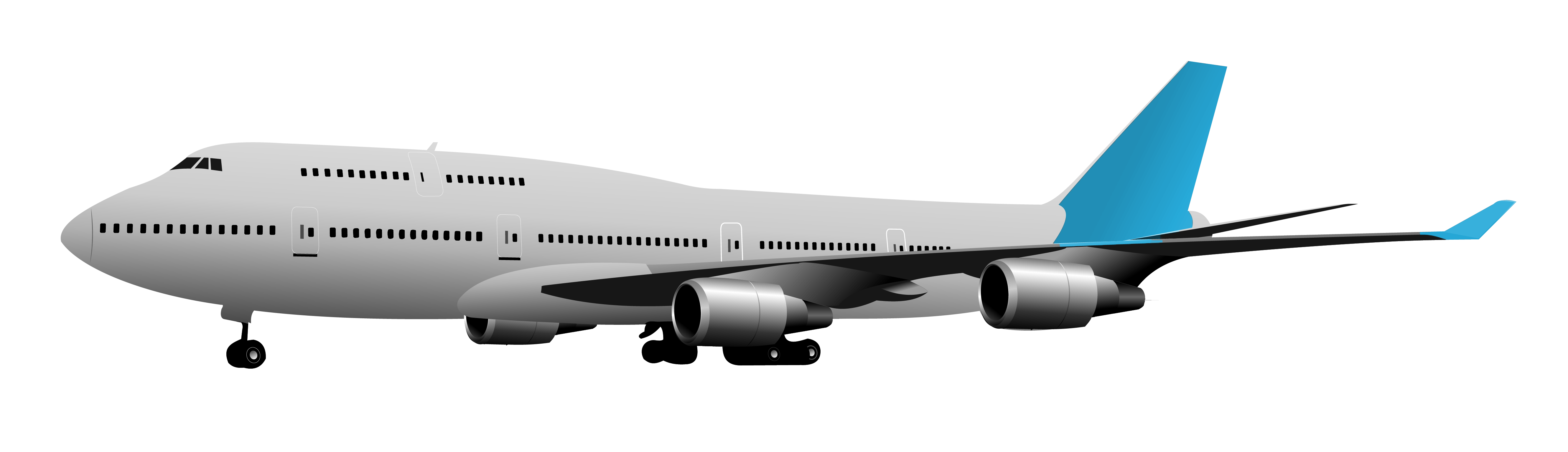 boeing airplane clipart clipground