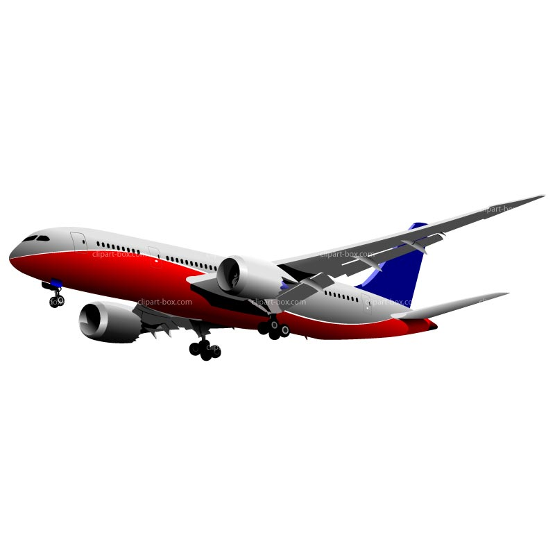 Boeing Clipart.