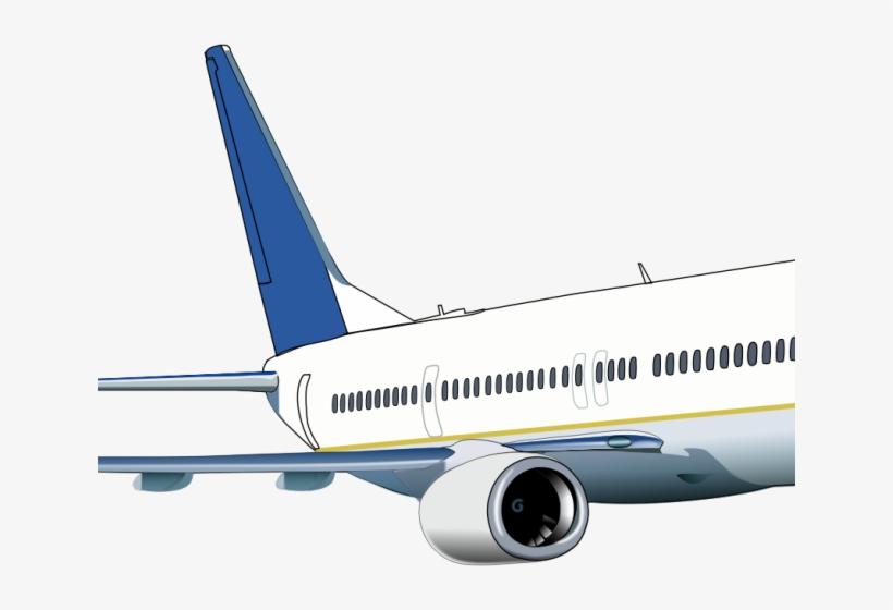 Flight Clipart Boeing.