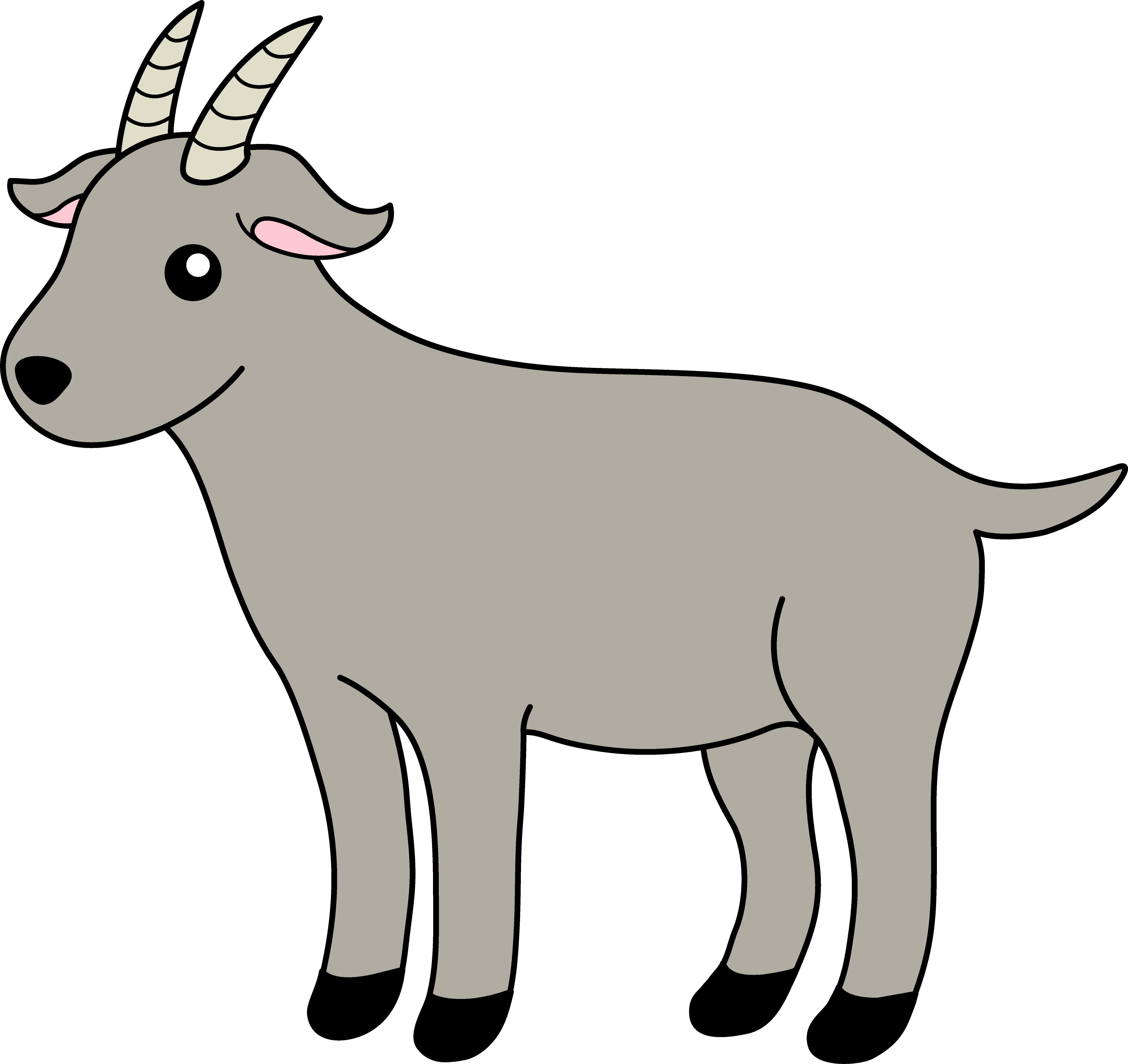 Boer Goat Clipart 20 Goat Clipart.