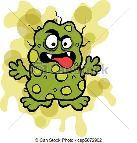 Germs clipart #8