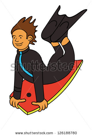 Boogie Board Vector Stock Images, Royalty.