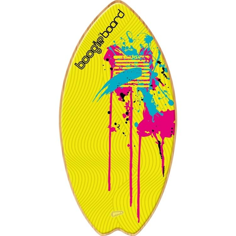 Boogie Board 35.5 Inch Wood Skimboard.