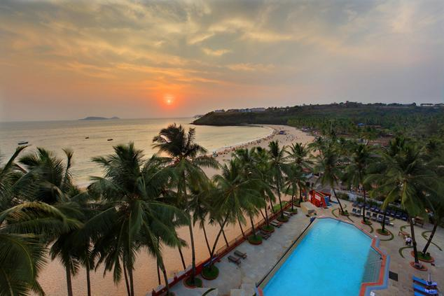 Bogmallo Beach Resort Goa, Book rooms @ ₹5500/night.