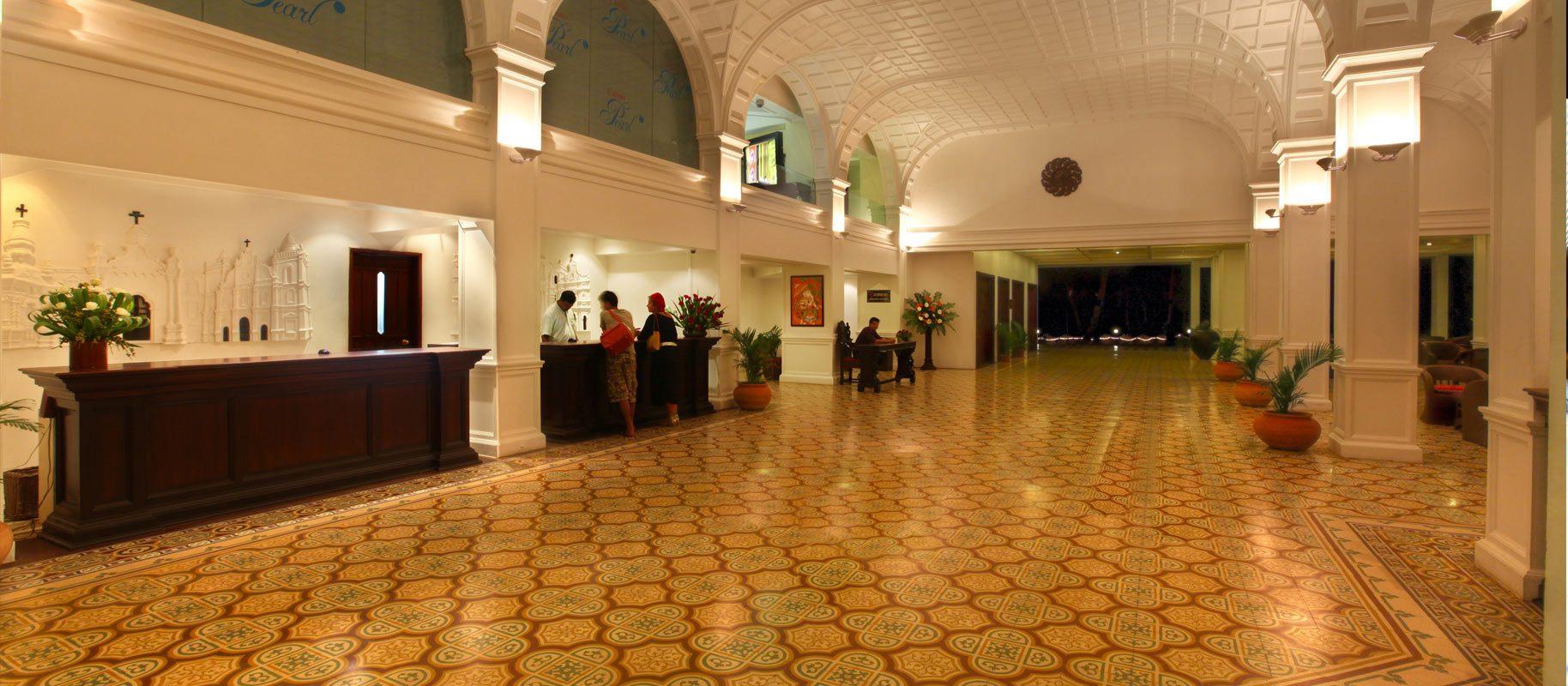 5 Star Resort in Goa.