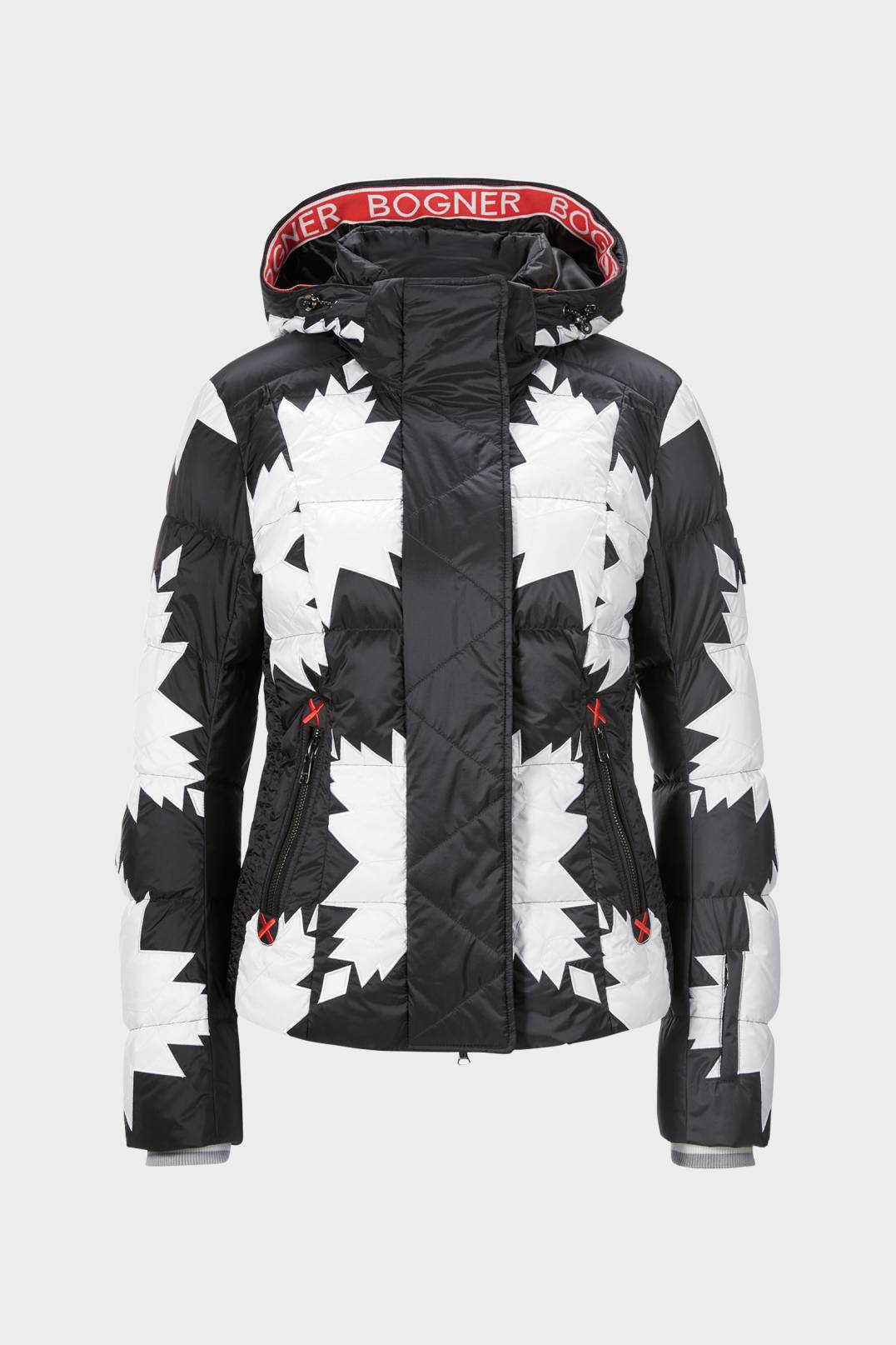 Dana Down ski jacket.