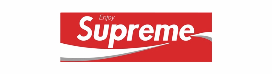Transparent Supreme Box Logo Most Expensive Supreme Bogo.