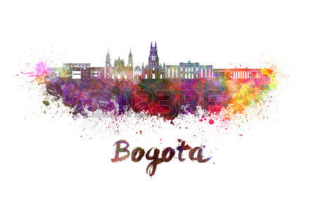 806 Bogota Stock Vector Illustration And Royalty Free Bogota Clipart.