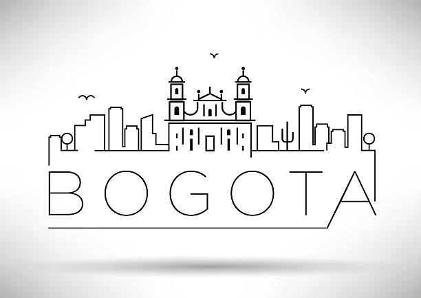 Bogota Clip Art, Vector Images & Illustrations.