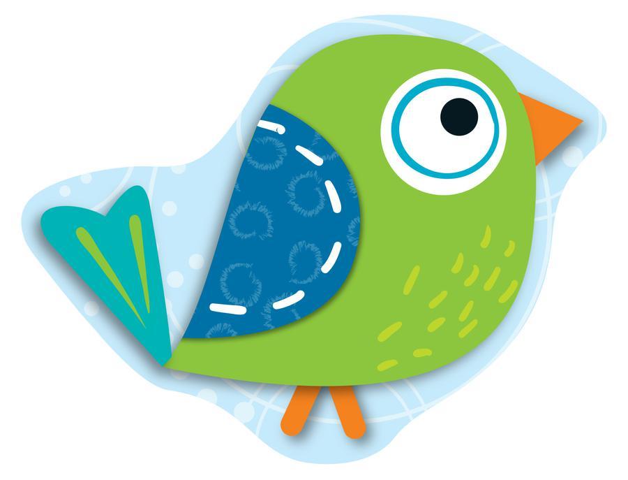 Boho birds clipart 3 » Clipart Station.